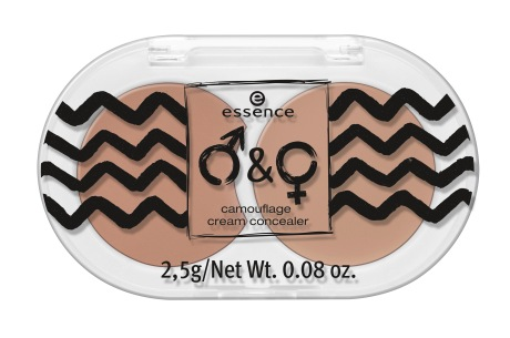 ess. boys & girls camouflage cream concealer